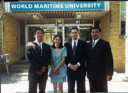 World Maritime University.